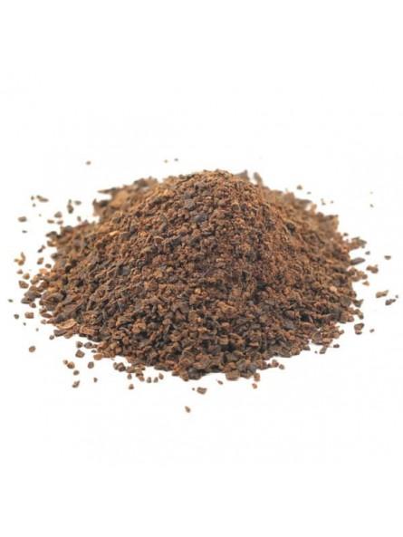 graines d'acacia en poudre