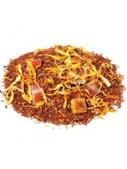 Rooibos thé rouge aromatisé exotique