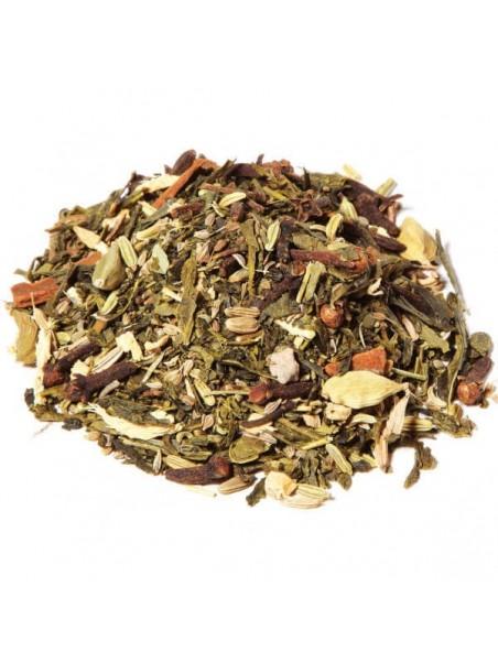 Thé vert chai bio