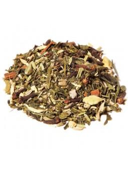 tisane bio au chanvre cannabis aux épices chai