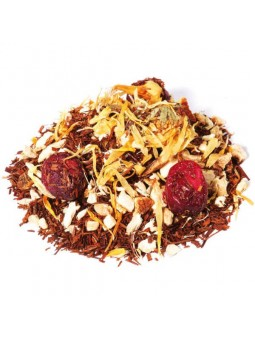 Rooibos tête de lion cranberry orange gingembre