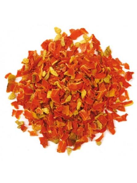 Infusion santé carottes bio et épices