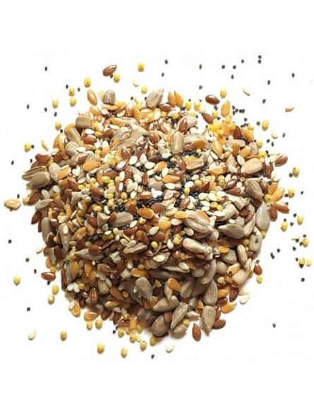 mélange de graines pour le pain (boulanger)
