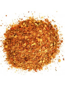 Flocons de piment Bhut Jolokia (naga Jolokia)