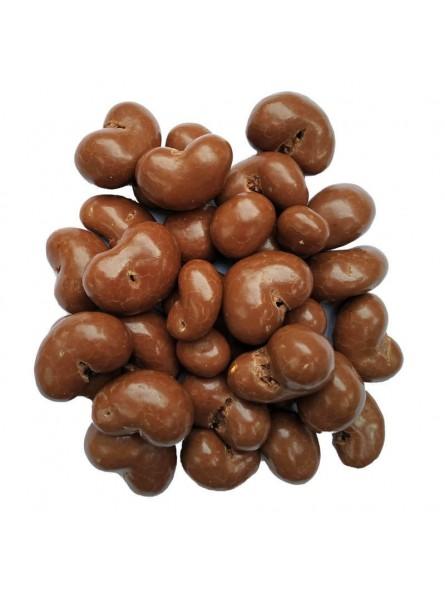 Noix de Cajou enrobés de chocolat