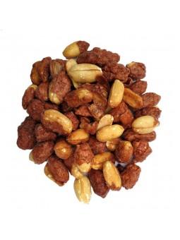 Cacahuètes caramélisées à la cannelle