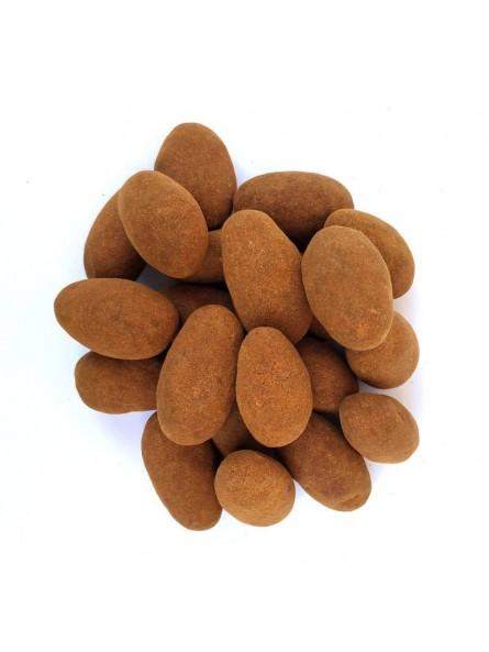 Amandes chocolat cannelle
