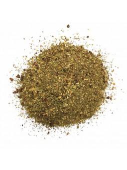 Mélange d'épices et d'herbes pour assaisonner les pâtes