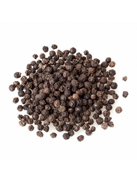 Poivre noir fumé de Malabar biologique
