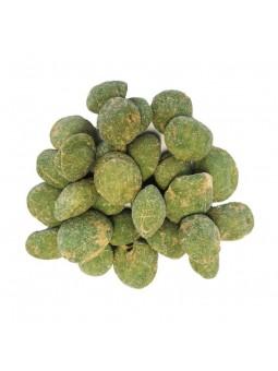 Cacahuètes enrobées au wasabi