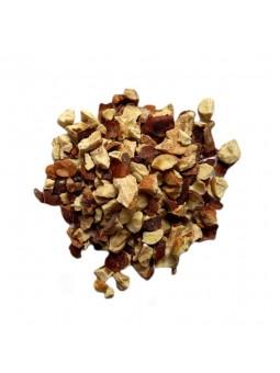 Fruits de marron d'Inde concassés pour tisane