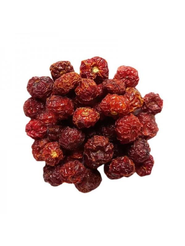 Piments cerises (ou piments wiri wiri) séchés