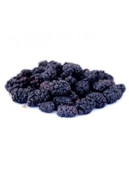 mure noire de murier black mulberry