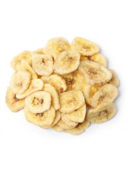 Bananes séchées chips
