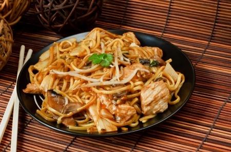 Recette : Sauté de poulet asiatique aux épices