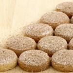 recette des sablés aux épices libanais zaatar LD