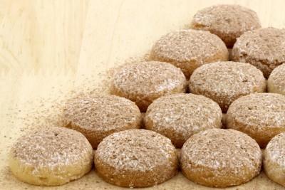 Recette des sablés aux épices libanaises (zaatar)
