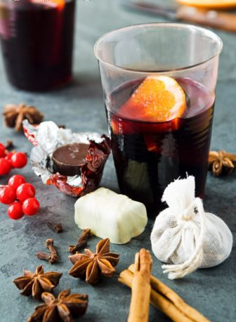 Recette du vin chaud aux épices