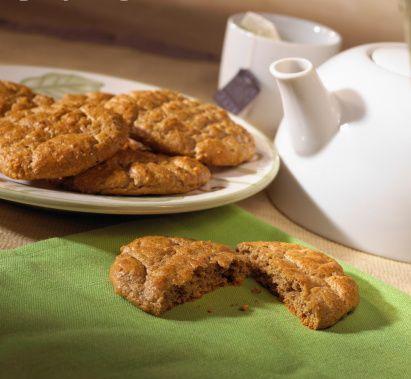 Recette des cookies au macis (fleur de muscade)