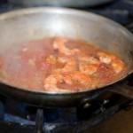 Recette crevettes aux épices tandoori