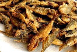 recette des eperlans frits à l'africaine epices