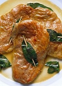 Recette des escalopes de poulet au pavot et sirop d'érable