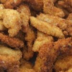 recette escalopes de poulet panée réglisses moulue épices