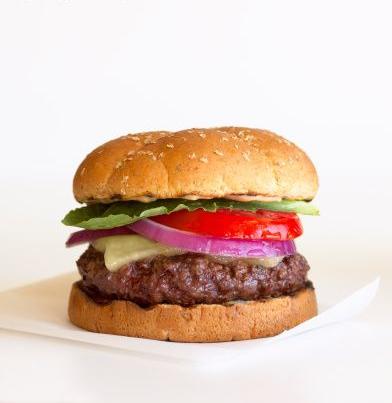 Recette : Hamburger maison aux épices !