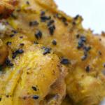 recette du poulet à la nigelle cumin noir