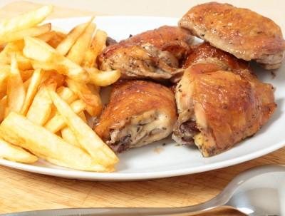 Recette du poulet à la libanaise (zaatar)