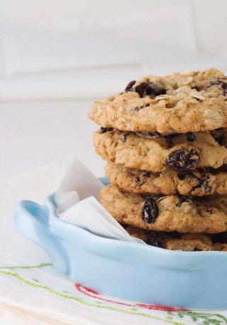 Recette des cookies aux Cranberries séchées