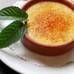 recette des cremes brulee hibiscus bissap carcadé