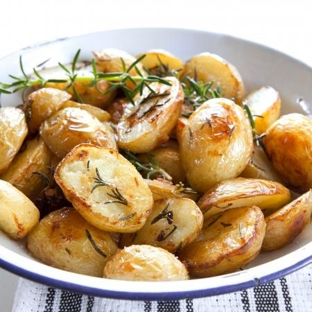 Pommes de terre aux épices façon orientale