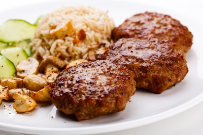 Recette des steaks hachés aux herbes de Provence