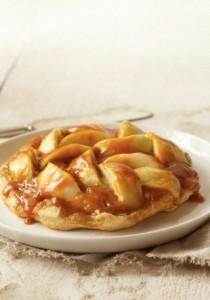 recette des tartelettes aux pommes et cubèbe cannelle