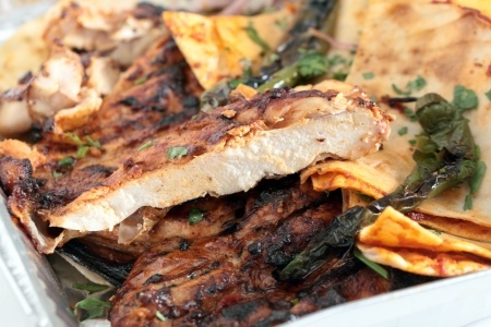 Recette du poulet au sumac