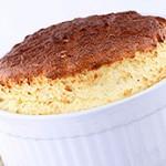 recette du souflé au poulet et carvi