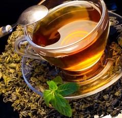 Recette : Thé vert aux pistils de safran (infusion)