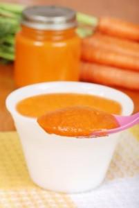 recette purée de carottes au carvi