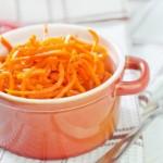 recette salade carottes au poivre long