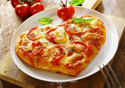 Recette de la tarte à la tomate aux épices italiennes