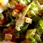 recette salade composée épices pavot