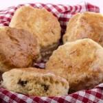 recette scones fruits secs epices