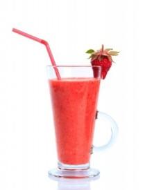 Recette du smoothie aux fruits et à la réglisse