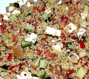 Recette du taboulé méditerranéen aux épices
