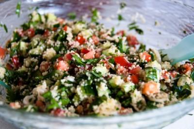 recette taboulé libanais traditionnel