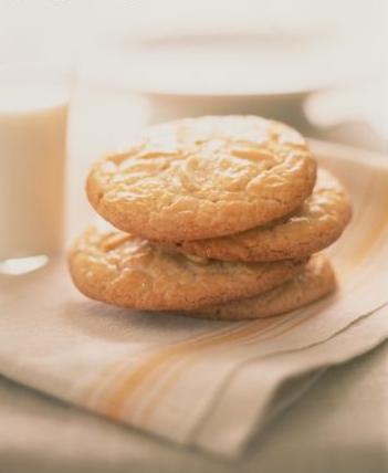 recette des cookies aux épices gingembre confit