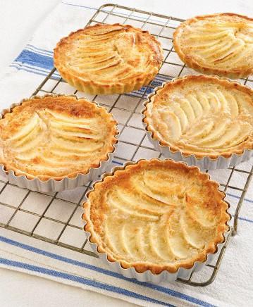 recette des tartelettes aux pommes, speculoos et ras el hanout