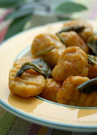 Recette des gnocchis de semoule à l'italienne