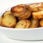 pommes de terre aux épices massale réunionnaises